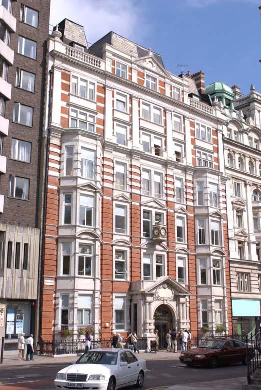 Koledž Sent Džajls u centralnom Londonu
