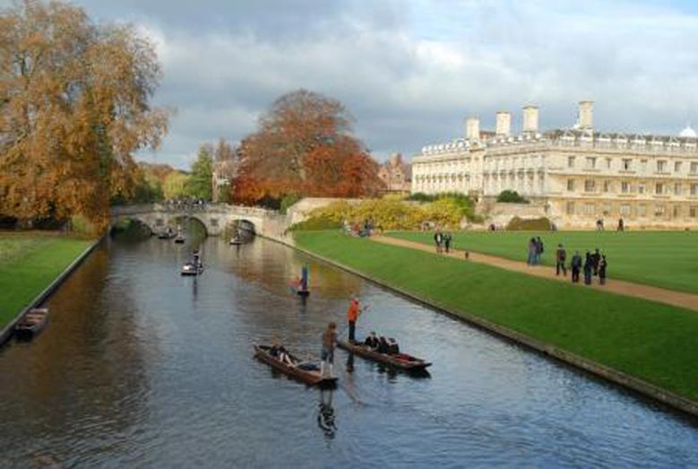 Kembridž je jedan od najlepših gradova u Engleskoj