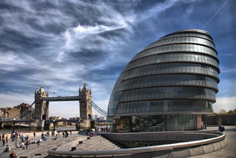 U Londonu je koncentrisana ogromna finansijska moć