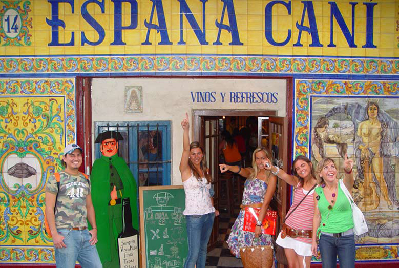 Obilasci Madrida sa kolegama iz škole deo su jezičkog programa