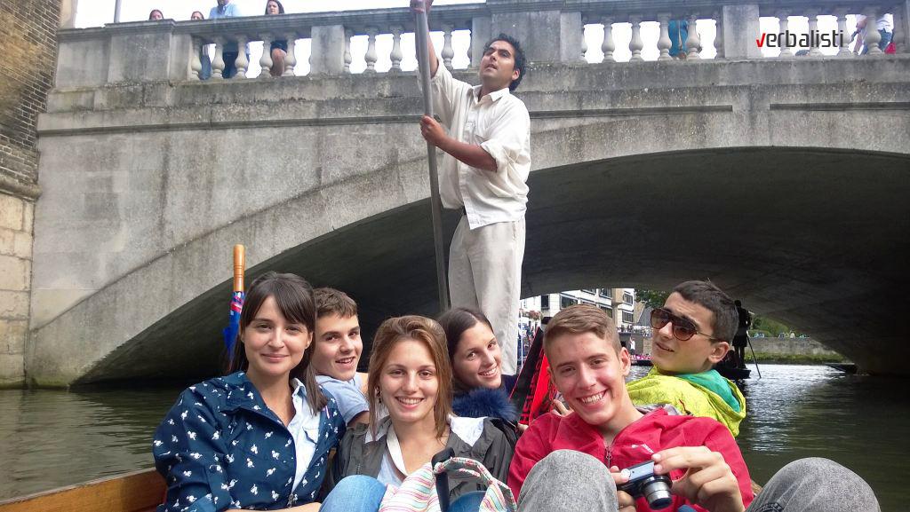 Verbalisti u Kembridžu, juli 2014