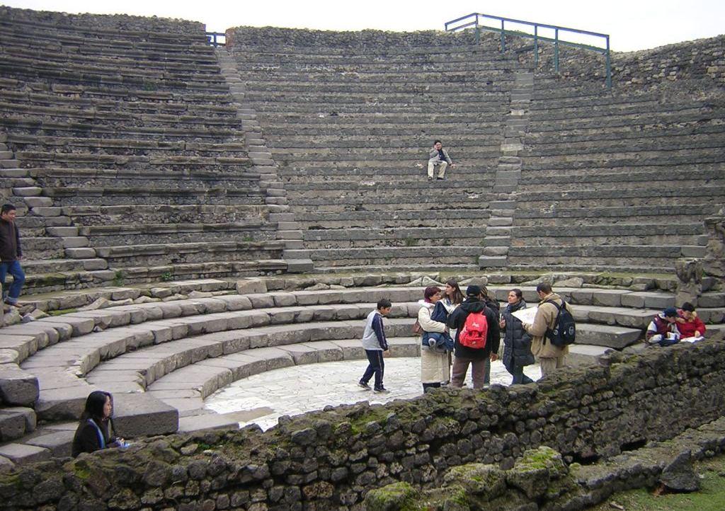 Amfiteater u Pompeji