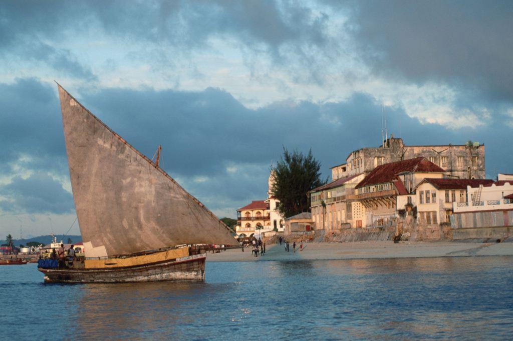 Kameni grad u Zanzibaru