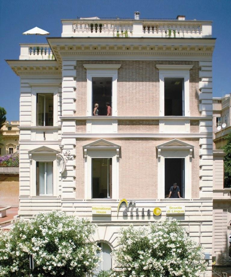 Partner Verbalista za jezički program La Mia Roma skola italijanskog jezika Dilit u Rimu