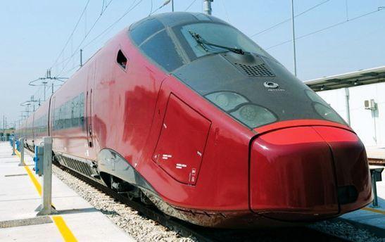 Superbrzi, moderni voz Italo u Italiji