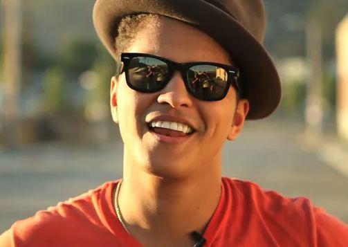Bruno Mars, Hit lista Verbalista