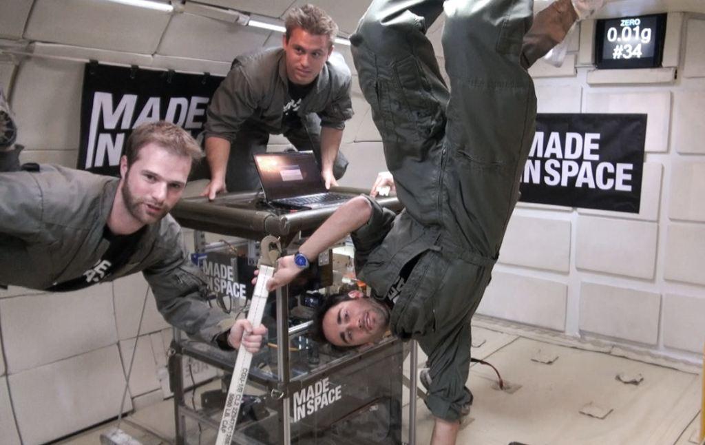 Pravljeno u svemiru (Made in space)