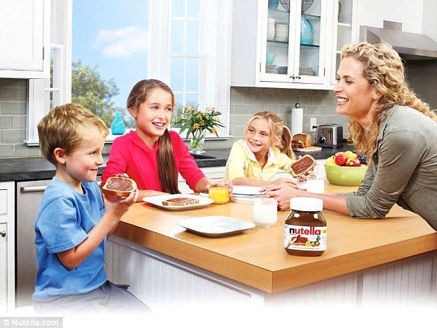 Fereru je takođe naloženo da promeni reklamu za Nutelu