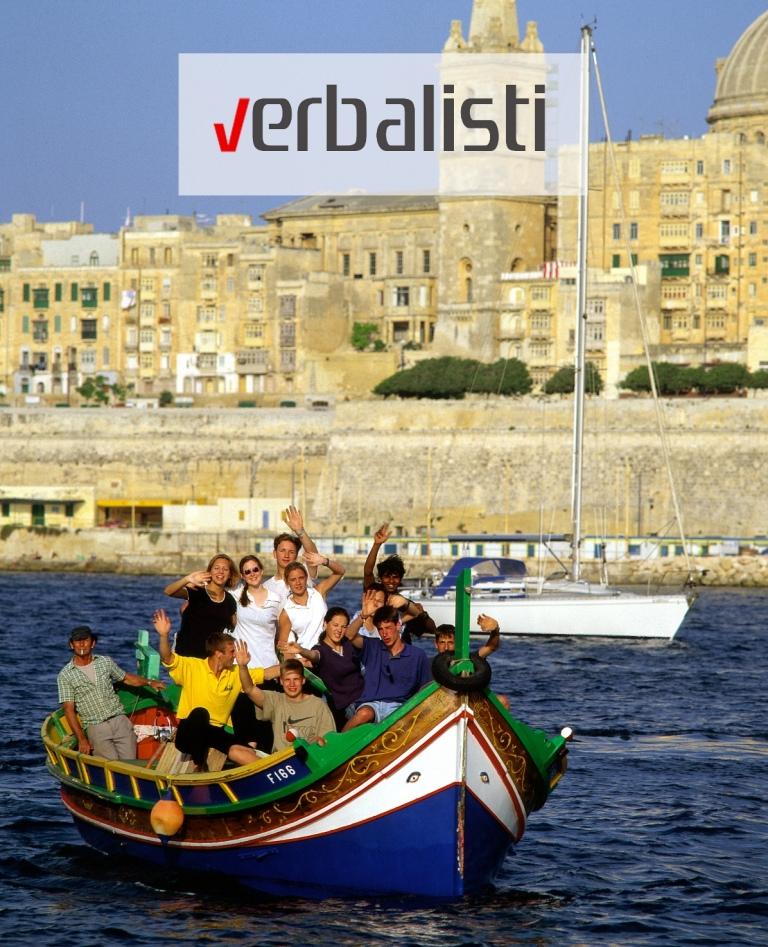 Ucenje engleskog jezika na Malti, Verbalisti