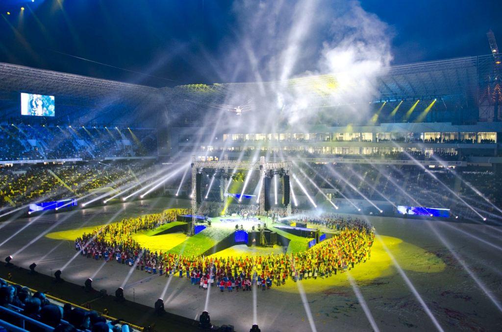 Otvaranje Evropskog sampionata u fudbalu 2012