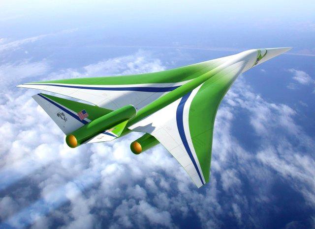 Novi supersonični avion leteće brzinom od oko 4.000 kilometara na sat
