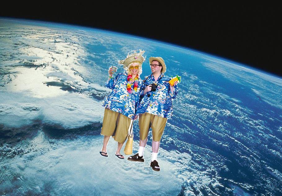 Svemirski turizam