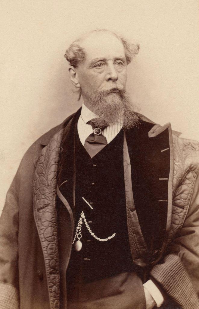 Charles Dickens britanski pisac