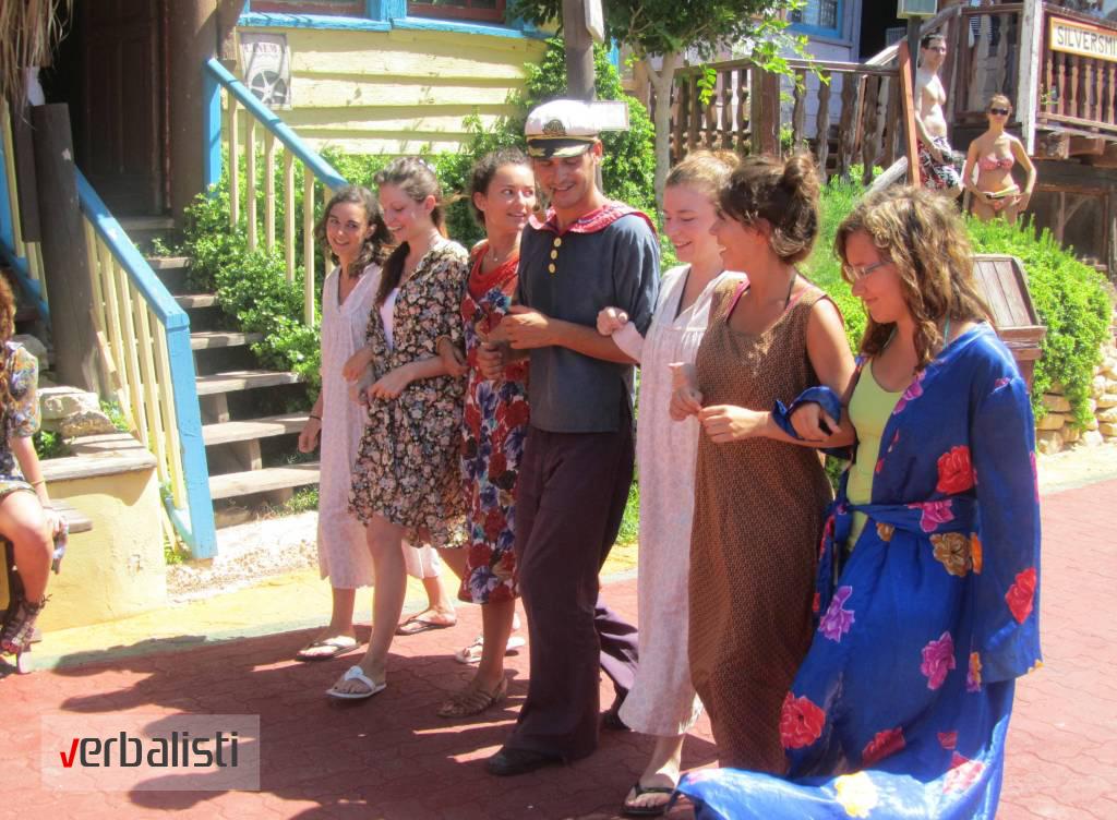 Polaznici jezičkog programa Verbalista na Malti