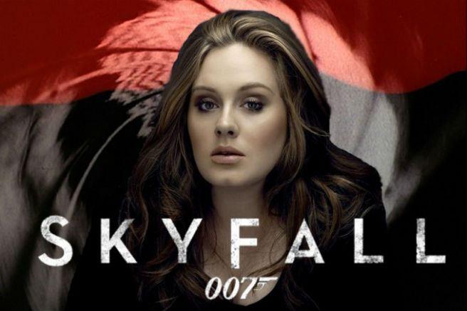 Adele i muzika iz filma Skyfall