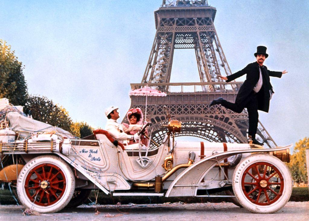 Bogati beze iz Pariza