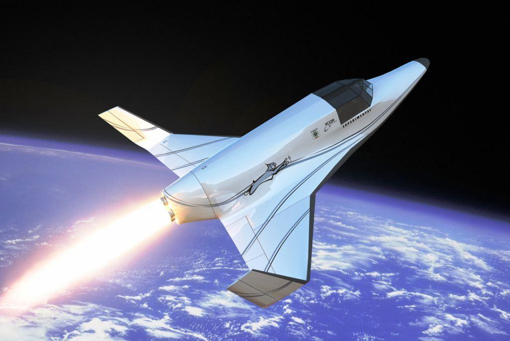 Superbrzi svemirski avion Links