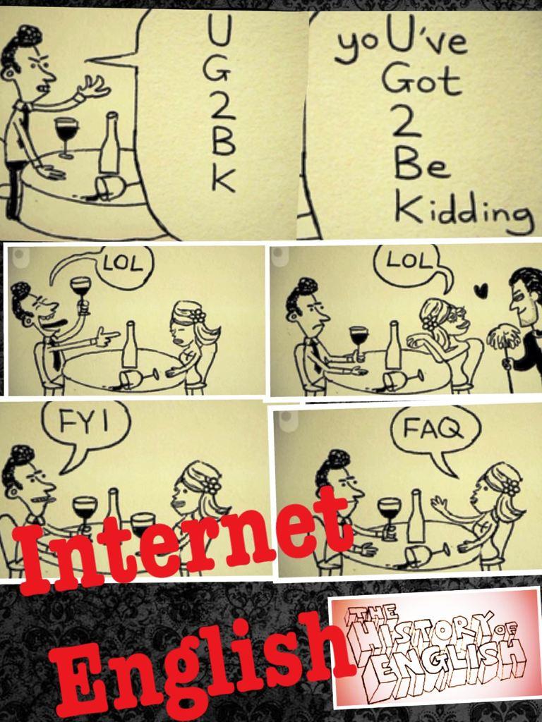 Internet engleski