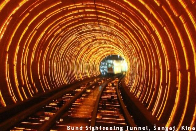 Metro stanica Bund Sightseeing Tunnel
