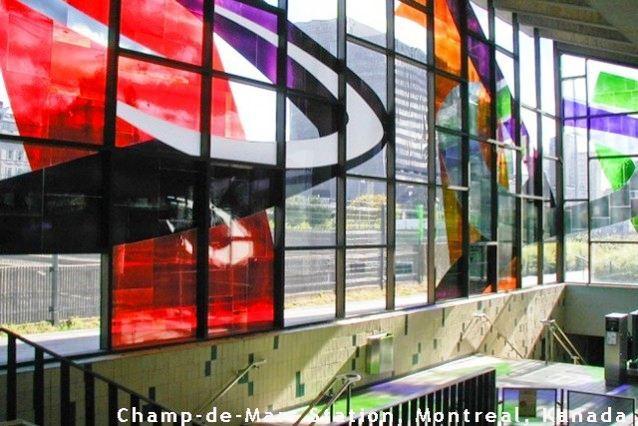 Metro stanica Champ-de-Mars