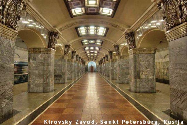 Metro stanica Kirovsky Zavod
