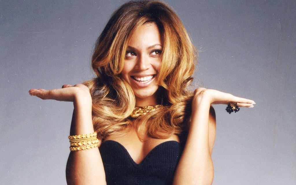 Americka pop zvezda Bijonse