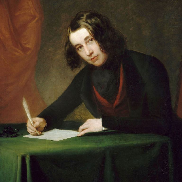 Charles Dickens u mladosti