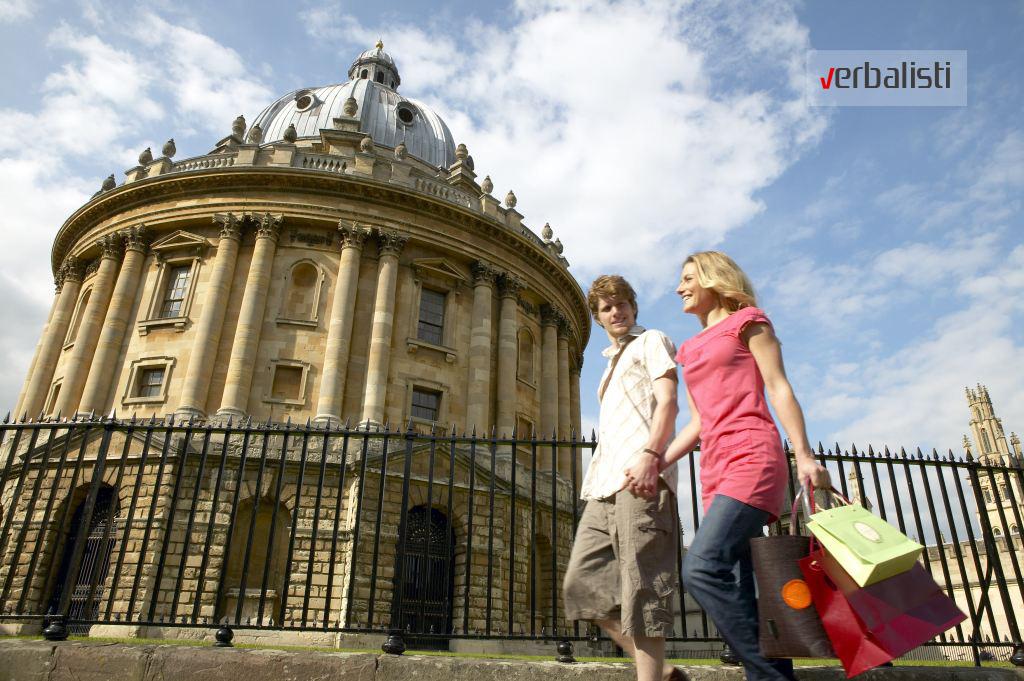 Jezicko putovanje u Oxford