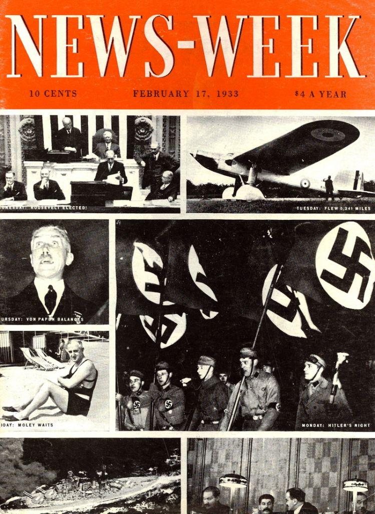Newsweek prva naslovna strana