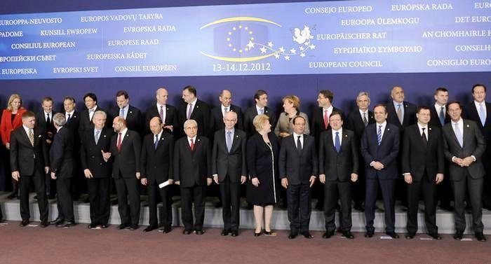 Predsednici drzava clanova EU