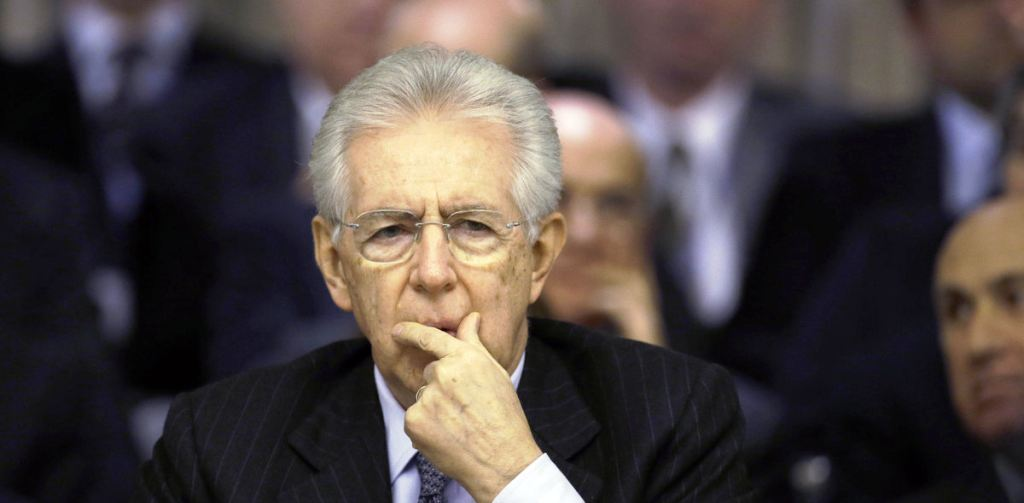 Premijer Italije Mario Monti