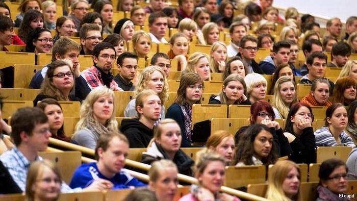 Studiranje u Nemackoj