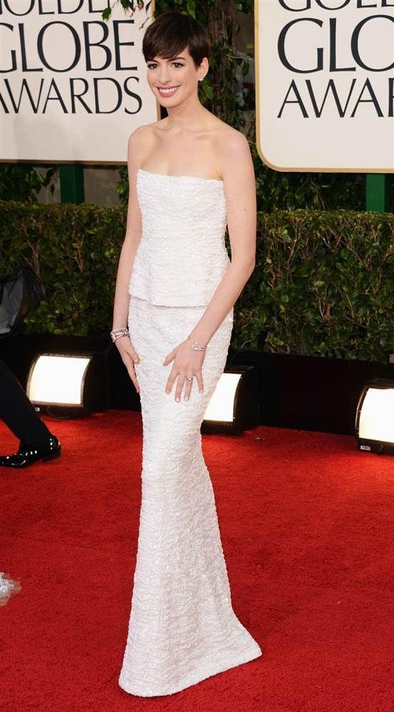 Anne Hathaway u haljini Chanela