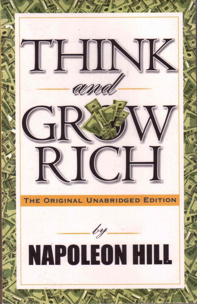 Knjiga Razmisljaj i obogati se, Napoleon Hil, 30 miliona prodatih primeraka