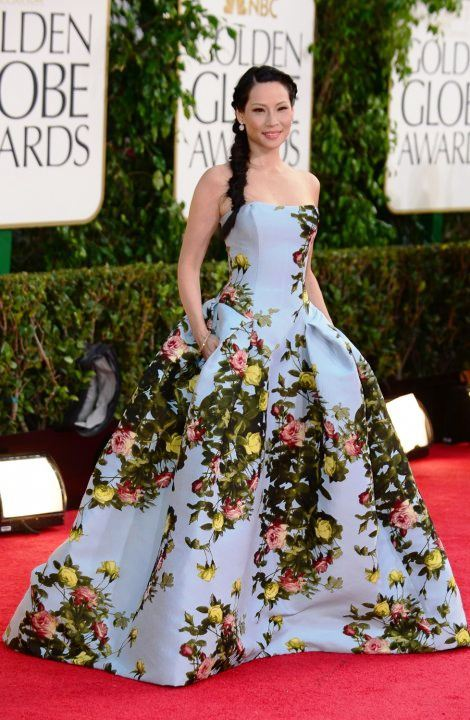 Lusi Liu u haljini Karoline Erere