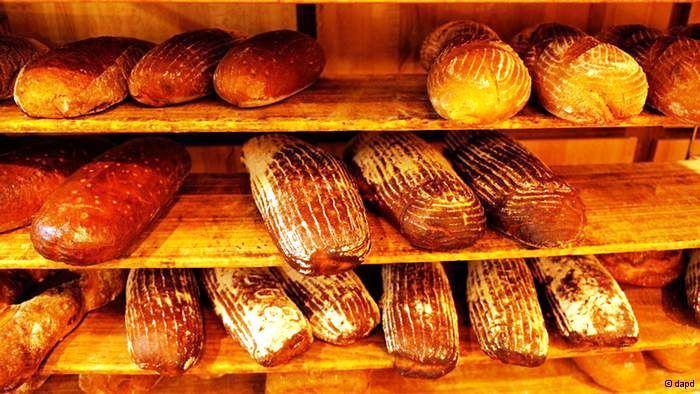 Online kursevi nemackog, Bäckereien in Deutschland