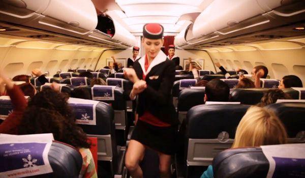 Reklama za aviokompaniju Air Malta