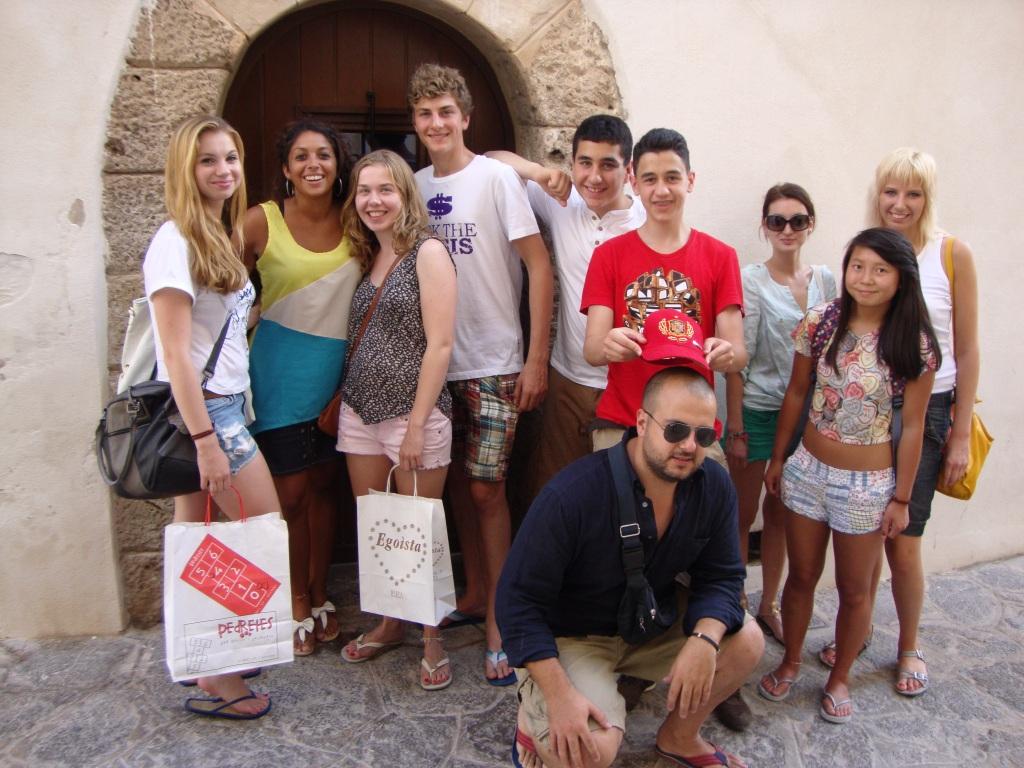Letnja skola spanskog za tinejdzere na Ibici