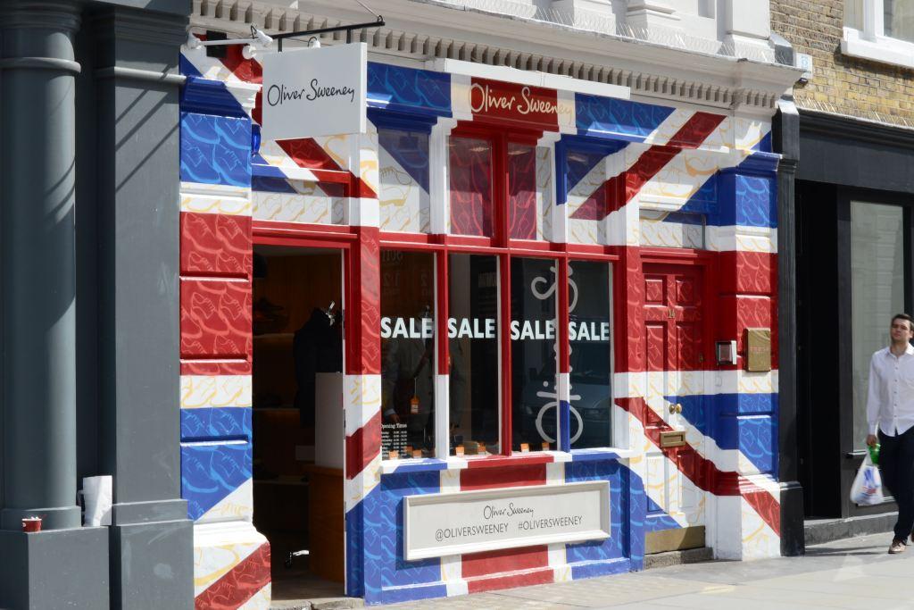 Radnje u Covent Gardenu