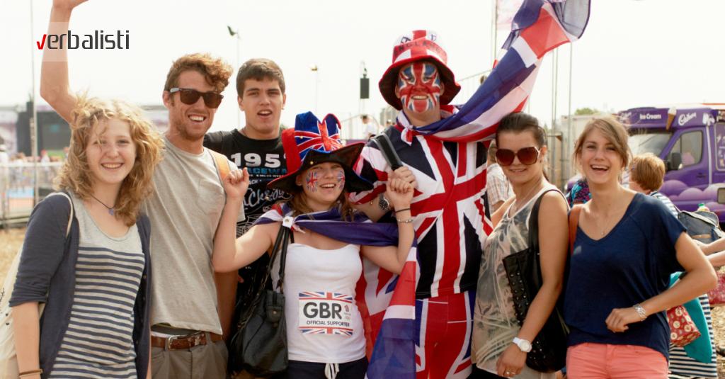 Letnja skola engleskog jezika i Freestyle program u Londonu, Verbalisti