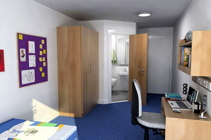 Wavy Gate premium student residence