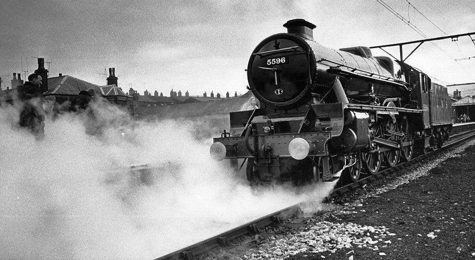 passenger steam engines