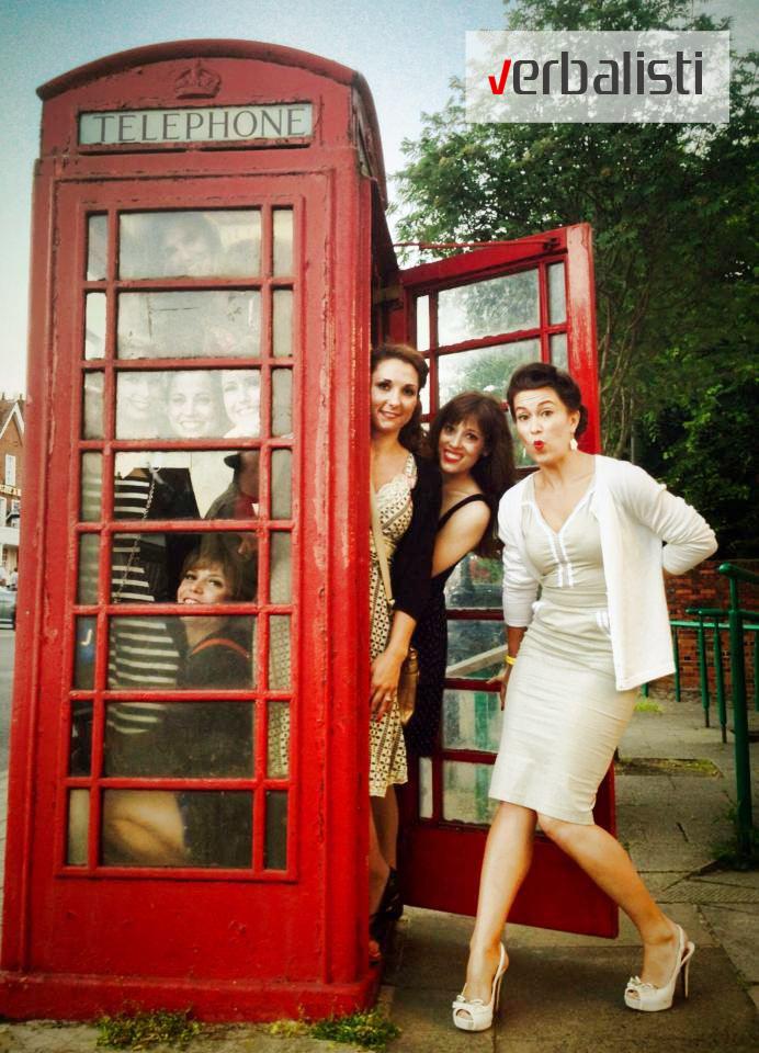 Kursevi engleskog jezika za odrasle u Londonu, Verbalisti
