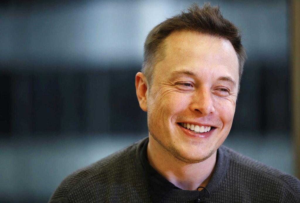 Elon Mask i Hiperlup