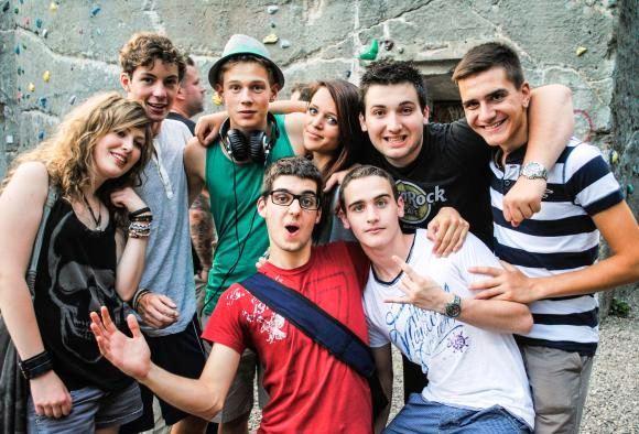 ...kraj jezicke skole i pocetak novih prijateljstava, Berlin College 2013, Verbalisti