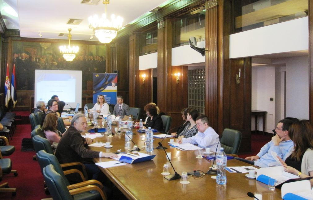 Strengthening Capacities of the National Assembly of Serbia, Prodirekt