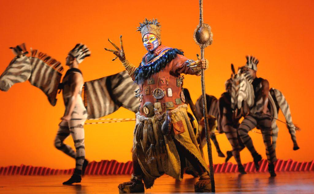 Kralj lavova predstava na Brodveju