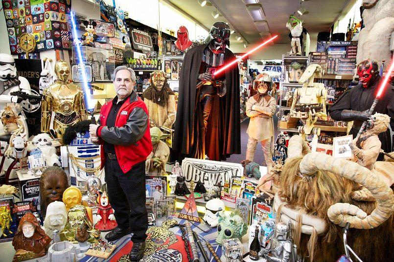 Najveca Star Wars kolekcija, preko 300.000 proizvoda