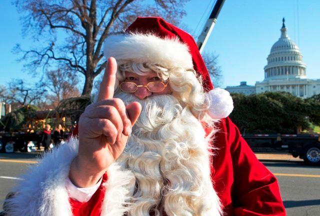 Danasnji Deda Mraz