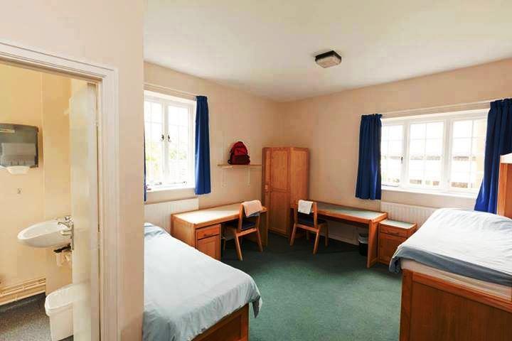 Spavaca soba, fudbalski kamp Mancester junajted